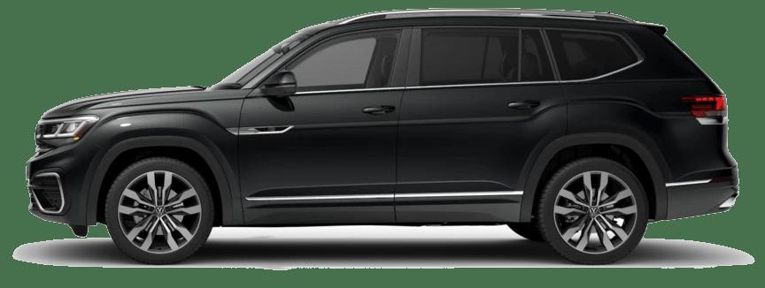 Volkswagen Teramont (Deep Black Pearl)