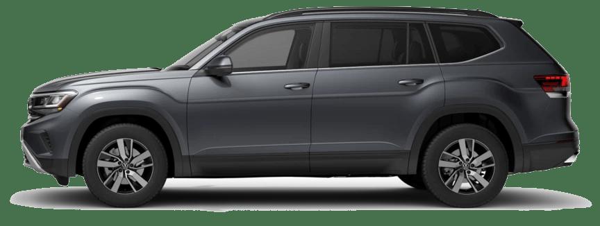 Volkswagen Teramont (Pyrite Silver Metallic)