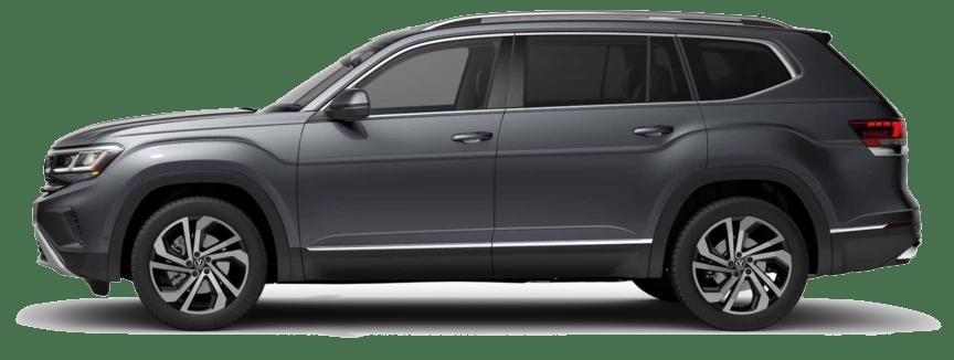 Volkswagen Teramont (Platinum Gray Metallic)