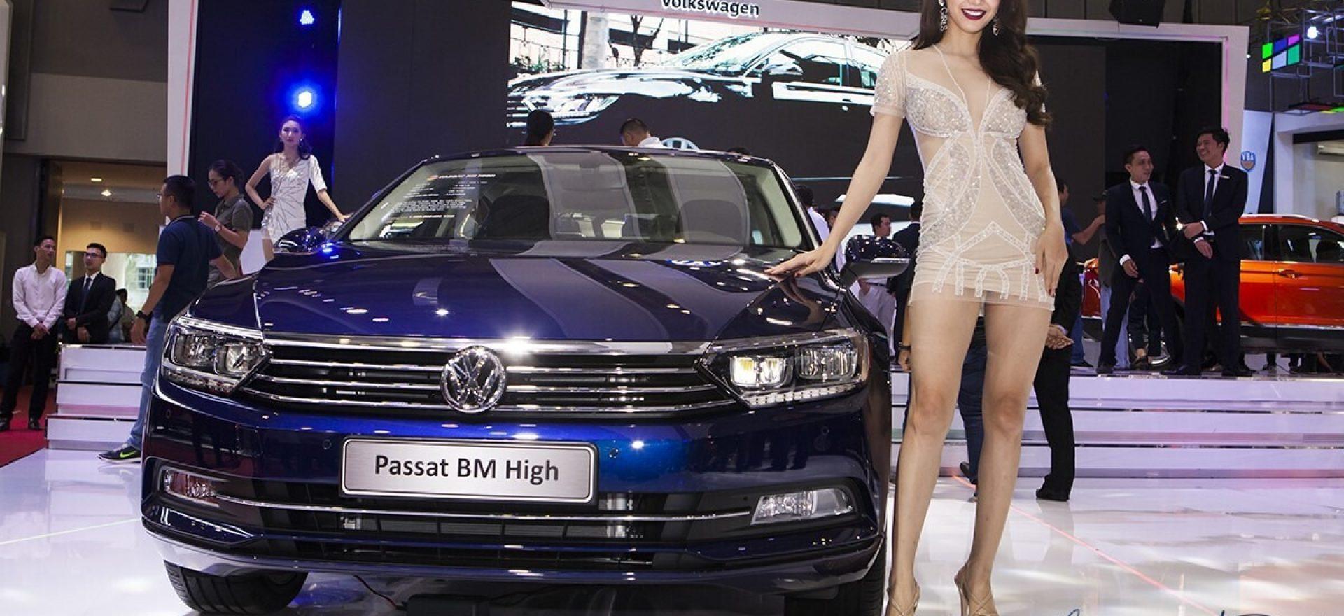 my nhan goi cam ben gian xe  XE VOLKSWAGEN PASSAT - Volkswagen Sai Gon