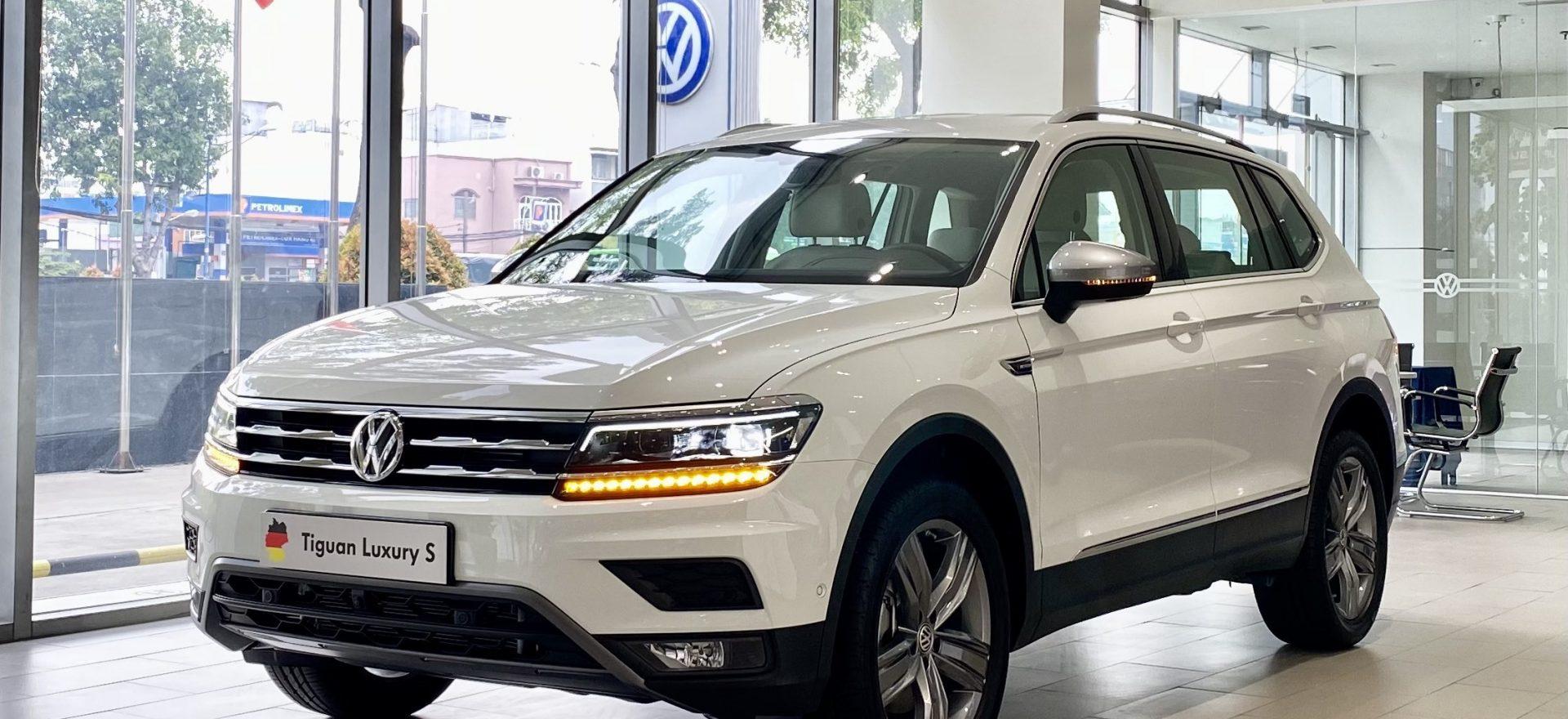 Tiguan luxury s trang  2021 - Volkswagen Sai Gon